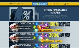 BetNCatch Promotions
