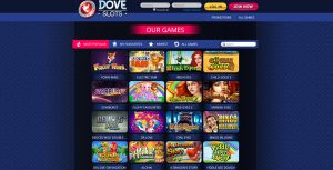 Dove Slots Games