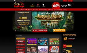 Casino RedKings Homepage