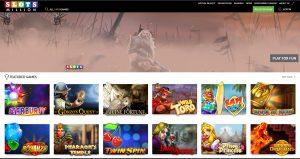 Slots Million Homepage
