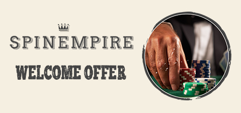 Spin Empire Welcome Offer