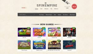Spin Empire Games
