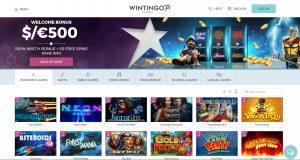 Wintingo Homepage