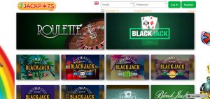 7 Jackpots Casino Games