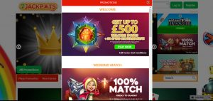7 Jackpots Casino Promotions