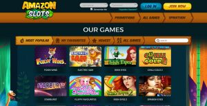 Amazon Slots Casino Games