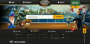 Casino Cruise Games