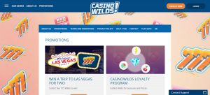 Casino Wilds Promotions