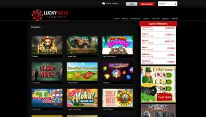 Lucky Bets Games