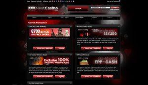 NextCasino Promotions