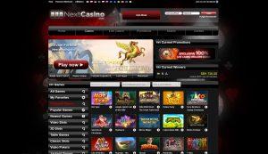 NextCasino Games