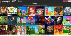 Secret Slots Casino Slots