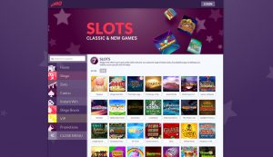 Slingo Casino Slots