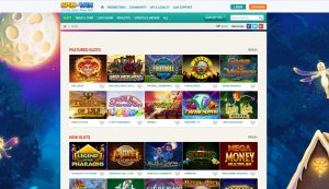 Spin and Win Casino Slots