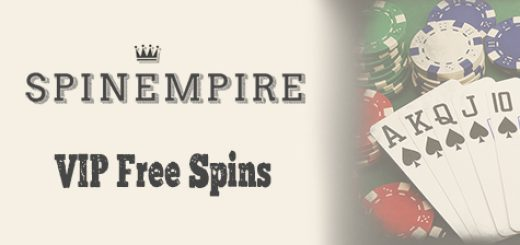 SpinEmpire VIP Free Spins