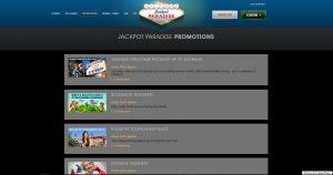 Jackpot Paradise Casino Promotions