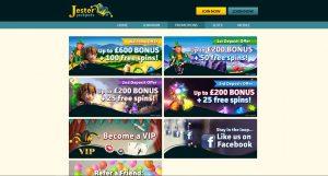 Jester Jackpots Casino Promotions