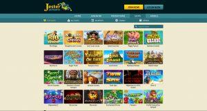 Jester Jackpots Casino Slots