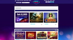 Magical Vegas Casino Slots