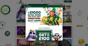 Post of Luck Casino Promotions