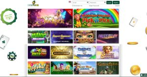 Post of Luck Casino Top Games
