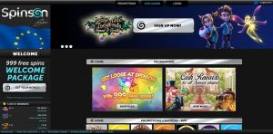 Spinson Casino Promotions