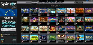 Spinson Casino Video Slots