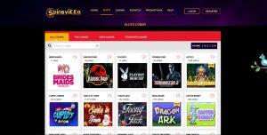 Spinsvilla Casino Slots