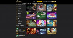 The Grand Ivy Casino Top Games
