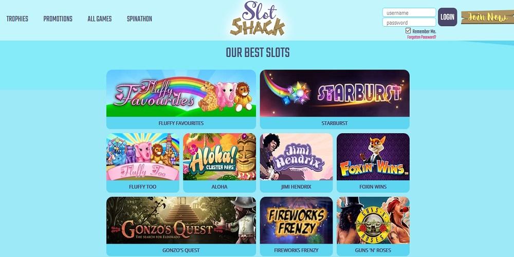 Slot Shack
