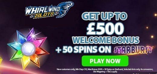 Whirlwind Slots