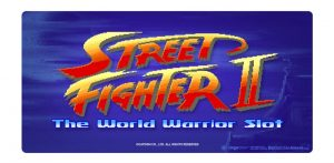 NetEnt Street Fighter Slot